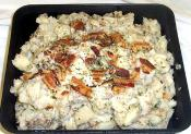 Old Fashioned Potato Salad In Dressing